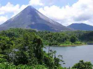 Photo from Arenal Observatory