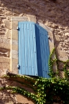 Stone House Blue Shutters France